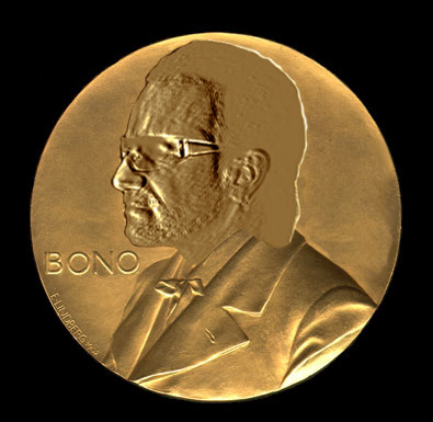 U-2 COULD WIN A NOBEL PRIZE « Triviazoids