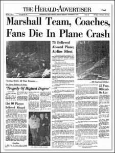 Marshall Crash