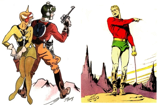 Buck Rogers Flash Gordon