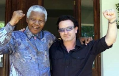 Bono Mandela