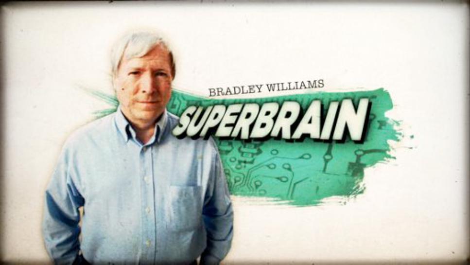 "TRIVIAZOIDS' BRAD WILLIAMS ON ""STAN LEE'S SUPERHUMANS ..."