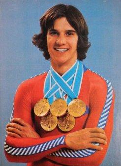 Eric Heiden Medals