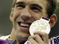 Michael Phelps Record