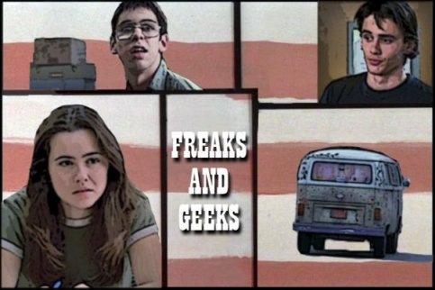 Freaks and Geeks Wild West Style